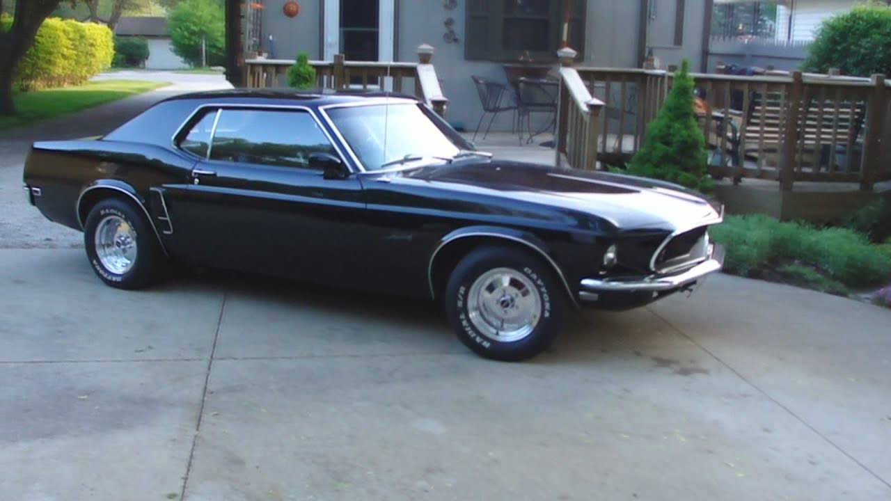 1969 Mustang Coupe >> 1969 Mustang Grande (Teaser Video) - YouTube