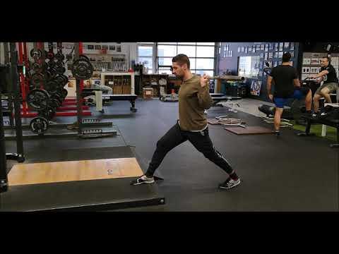 Extreme Split Squat - Richtige Technik und Ausführung
