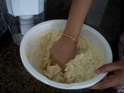 How to make dough for Roti/Chapati (Indian Bread)