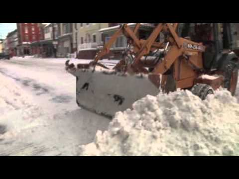Northeast Digs Out From Big Winter Storm