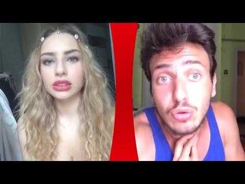Scorp Videoları - Türk Kızının Attığı Tripler