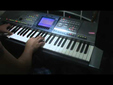 Doc By Earl Klugh Live On Psr-1500 Keyboard By Dennis Goza video