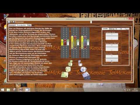 Roulette nach Quantenmechanik-Verschränkung  Roulettesystem Kesselgucken