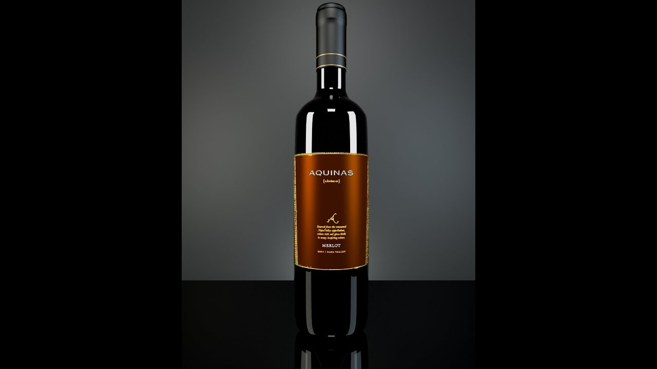3ds Max Bottle Label Tutorial Wine Bottle 3ds Max