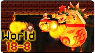 Super Mario Maker 3DS - World 18-8