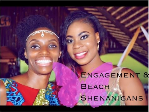 Traditional Ghanaian Wedding & Beach Shenanigans