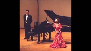 Noriko Hagiwara Soprano Recital - Deità silvane - Musica in horto