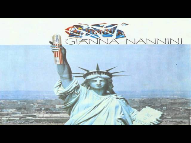 Gianna Nannini - California  Full Album thumbnail
