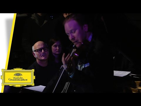 Ludovico Einaudi - Passagio - Daniel Hope, Yellow Lounge Stockholm (Live)