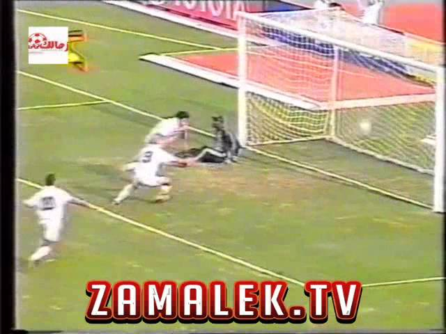 All Zamalek Goals ACL 2002-2