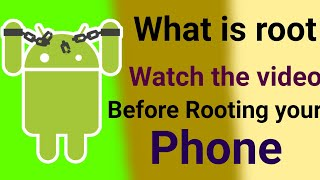 What is root | advantages and disadvantages of root! Must watch
