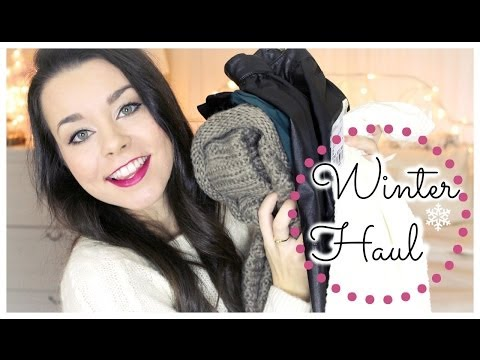 Winter Haul! Forever 21, H&M, Candles & more