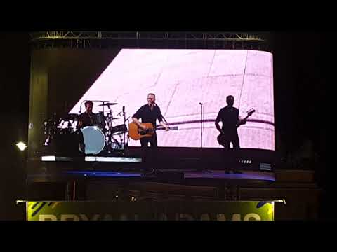 Bryan Adams - Heaven Concert at Heroes' Square ( Hősök Tere ) Budapest 2019