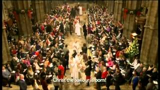 silent night live Westmister abbey london 2013