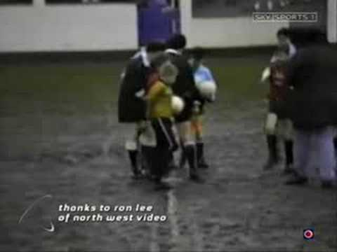childhood steven gerrard Video