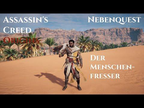 Der Menschenfresser - Assassin's Creed Origins