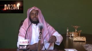 Part III Possessd by a Jinn A talk about Black Magic Sihr by Sheikh Jamac Hareed