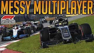F1 2019 Multiplayer Is Total Mayhem