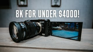 AFFORDABLE 8k CAMERAS And SO MUCH MORE TECH AT NAB 2019