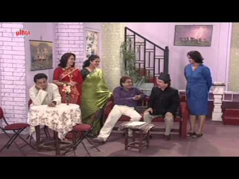 Navra Mhanu Naye Aapla - Marathi Comedy Drama video