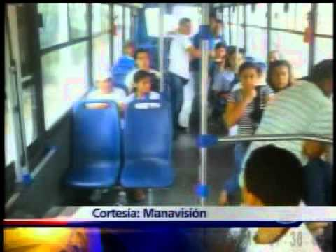 Asalto En Bus De Manta
