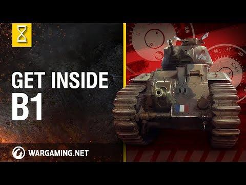 Inside the Chieftain's Hatch: Char В1 Bis part 2