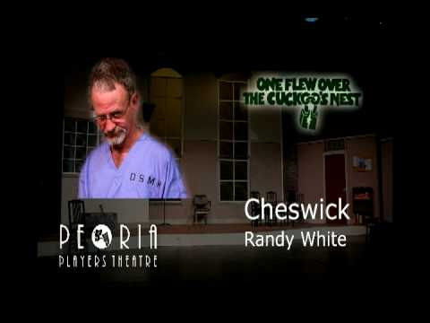 Peoria Players Theatre Presents One Flew Over the Cuckoo's Nest Directed by Charles Killen