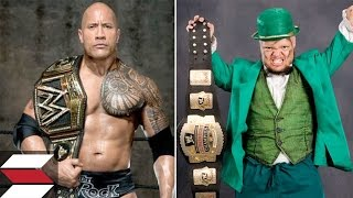 5 Greatest and 5 Embarrassing WWE Champions of All Time