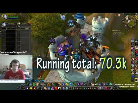 World of Warcraft gold farming secrets | 240k+ gold a day