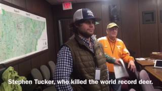 Deer killed in Sumner Co. is pending world record