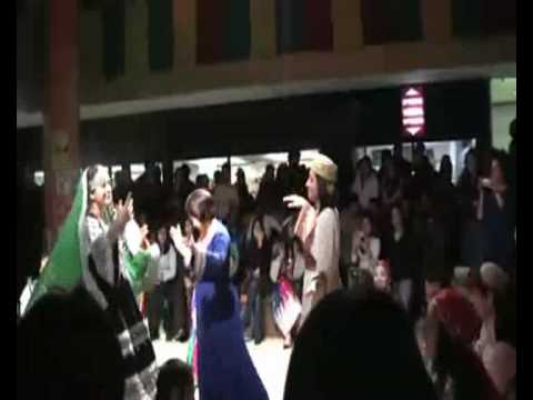★afghan Pashto Attan Dance video