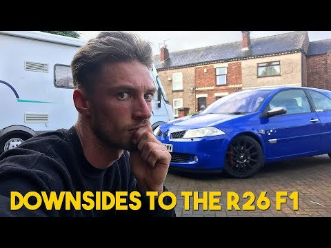 The Things I HATE About My Megane Sport R26 F1