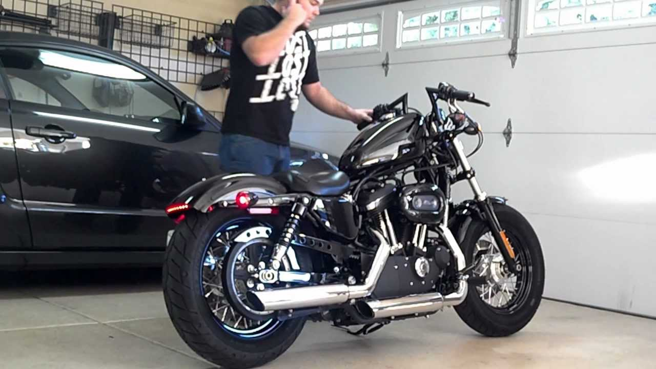 Sportster 48 Quick Clip From Droid Razr Youtube