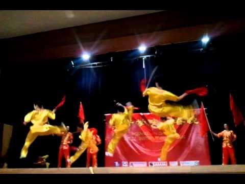 Beijing Sport University Wushu Team 10/10