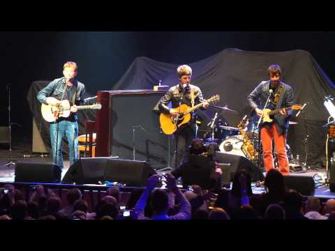 Damon Albarn, Graham Coxon, Noel Gallagher & Paul Weller - Tender - Teenage Cancer Trust RAH