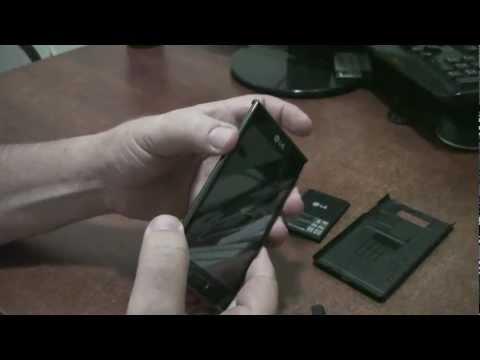 LG Optimus L7 P705G Hard Reset