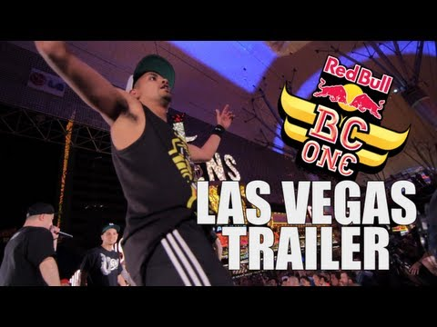Red Bull BC One Las Vegas Cypher 2013 TRAILER | STRIFE.