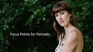 Focus Points for Portraits - Jeff Greer Photography
