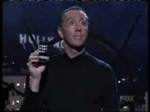 MadTV - Steve Jobs Parody - i-phone