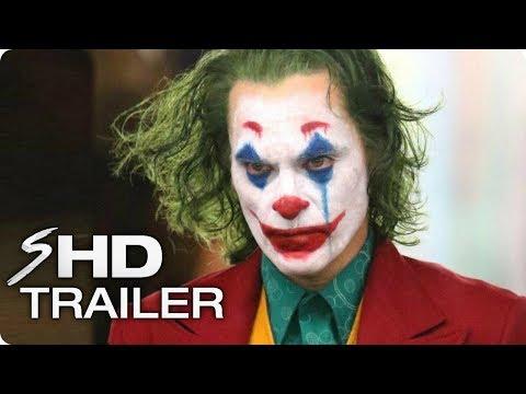 JOKER Teaser Trailer Concept (2019) Joaquin Phoenix, Robert De Niro DC Movie