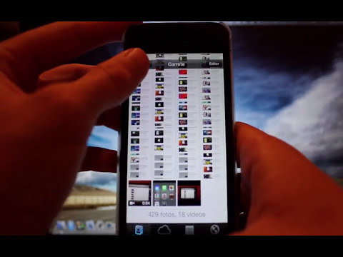 PhotoEnhancer Pro 2   Opciones avanzadas para las fotos/álbumes.
