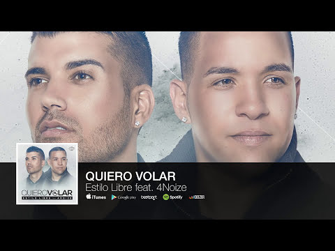 Estilo Libre ft. 4Noize - Quiero Volar (Lyric Video)