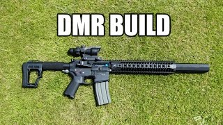 ZEN | The DMR Build / Setup | Airsoft