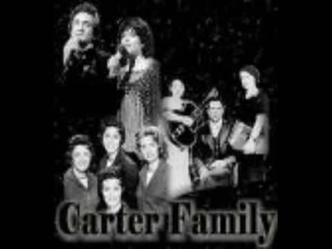 Johnny Cash - Meet me in heaven (Janette Carter) singers: Johnny Cash Carter family Kindred spirits