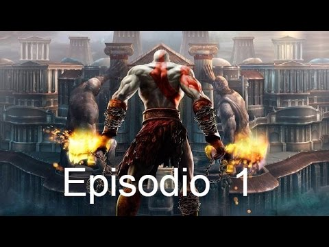 God of War III Remastered PS4 - Asesino de Dioses EP 1