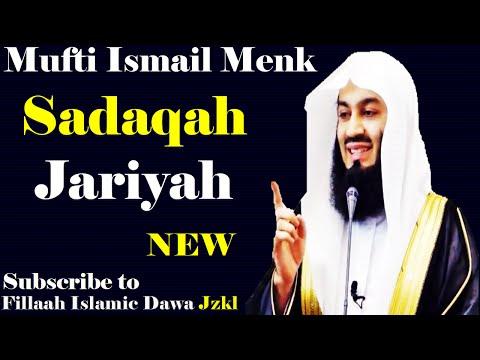Sadaqah Jariyah ~ Mufti Ismail Menk | Sri Lanka 05 Dec 2014!!!