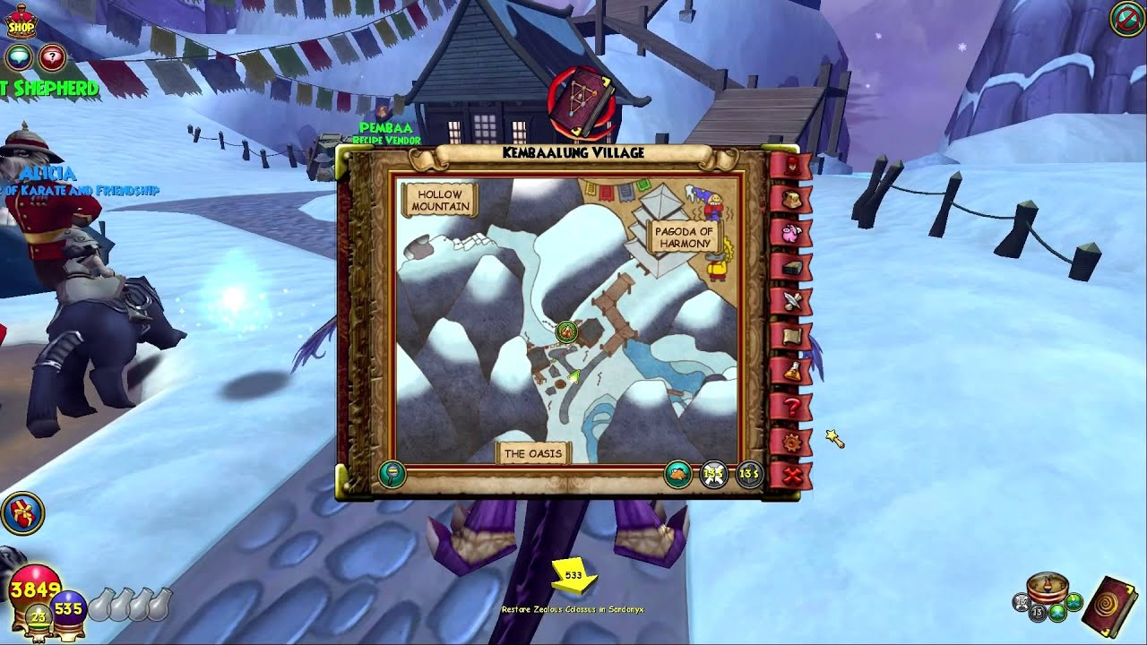 Wizard101 Mote Of Transport