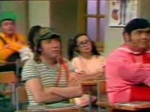 Chavo del Ocho - Don Ramon Profesor Video