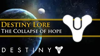 Destiny Lore - The Golden Age, The collapse and The Darkness