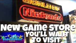 New Game store you'll want to visit!